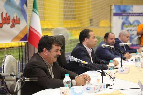 تامین آب شرب و بهداشت اصفهان در سه ماهه گرم سال به سختی صورت می گیرد