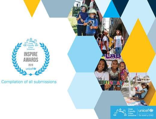 تقدیر از فعالیت های تبریز توسط سازمان صندوق کودکان سازمان ملل متحد
