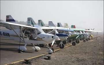 فرودگاه رامسر میزبان کنفرانس هوانوردی عمومی در شمال کشور