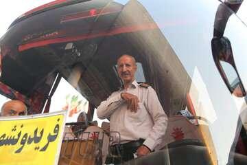 پایش لحظهای تخلفات شرکتهای حملو نقل مسافر و رانندگان اتوبوس