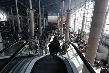 افزایش ۱۲۶ درصدی صادرات گمرکی از فرودگاه امام خمینی (ره)