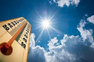 دمای هوا در شمال کشور گرم میشود
