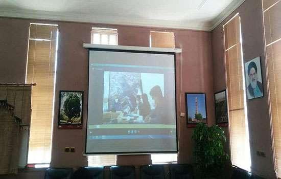 جلسه ویدئو کنفرانس معاون عمرانی استانداری یزد با شهرداران استان برگزار شد