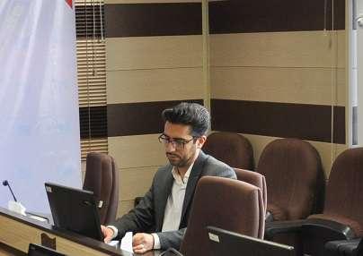 دفتر حراست شرکت آب منطقه ای همدان رتبه خیلی خوب را کسب کرد
