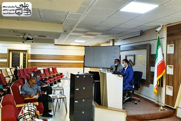 همایش آموزشی آنلاین بررسی قوانین و مقررات ملی ساختمان برگزار شد