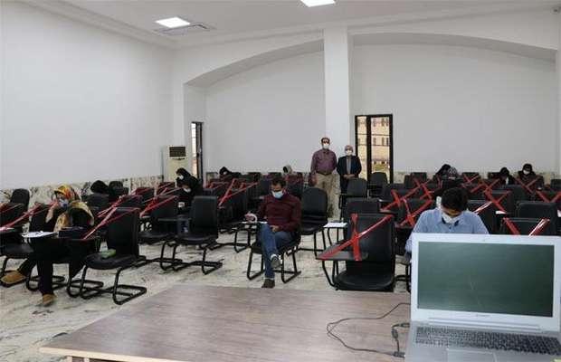 برگزاری آزمون استخدامی سازمان نظام مهندسی ساختمان استان کرمان