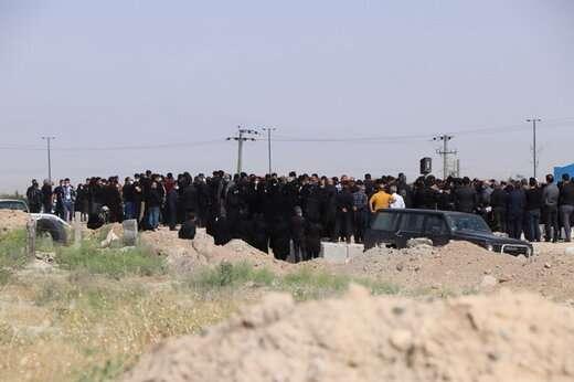 وادی رحمت تبریز در وضعیت هشدار/ برخی از شهروندان رعایت نمی کنند