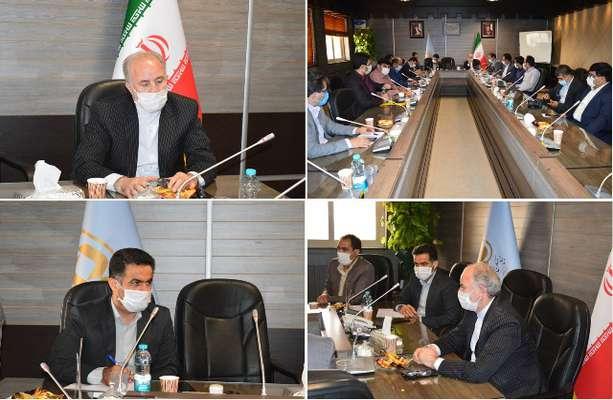 برگزاری پنجمین جلسه کمیته تصویب طرح های هادی و تعیین محدوده روستایی
