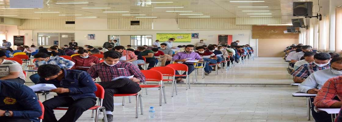 برگزاری آزمون بکارگیری نیروی حجمی برای مشاغل اپراتوری برق منطقهای یزد