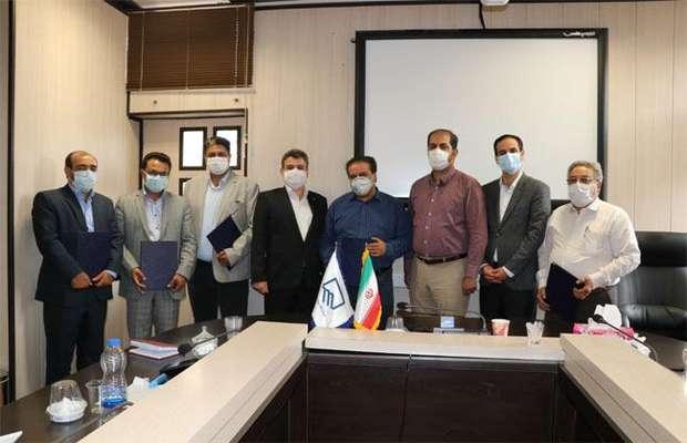مراسم اعطای احکام کمیسیون تخصصی مکانیک برگزار شد.