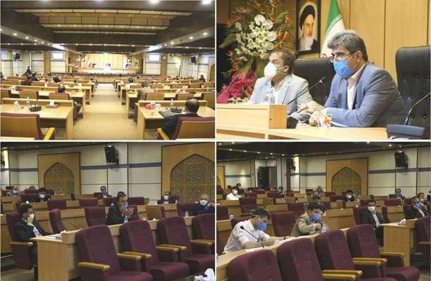 برگزاری جلسه شورای تأمین مسکن استان