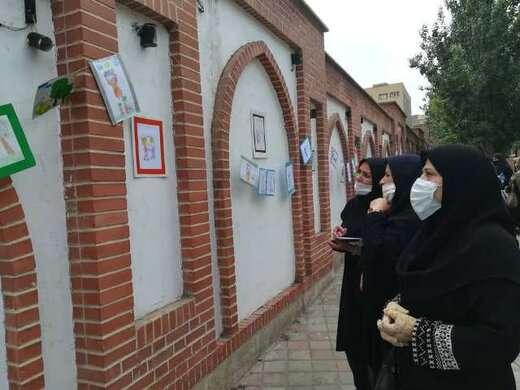 داستانهای فولکلور؛ هدیه کانون پرورش فکری کودکان و نوجوانان به کودکان منطقه ۷ تبریز