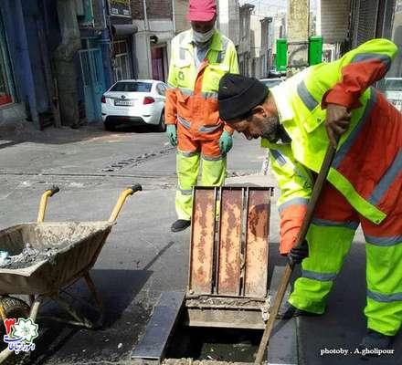 اجرای طرح خدمات محلهای در کوی امام رضا(ع)