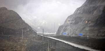 محدودیت ترافیکی آزادراه تهران- شمال لغو شد