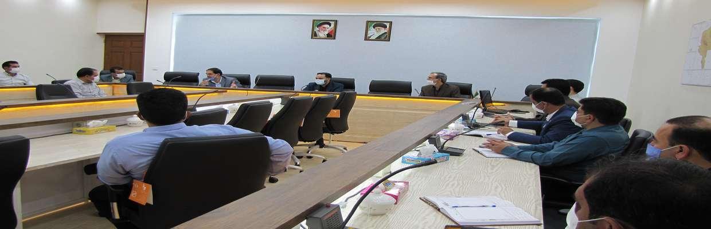 نشست هم اندیشی کارکنان حراست با مدیرعامل برق منطقهای یزد