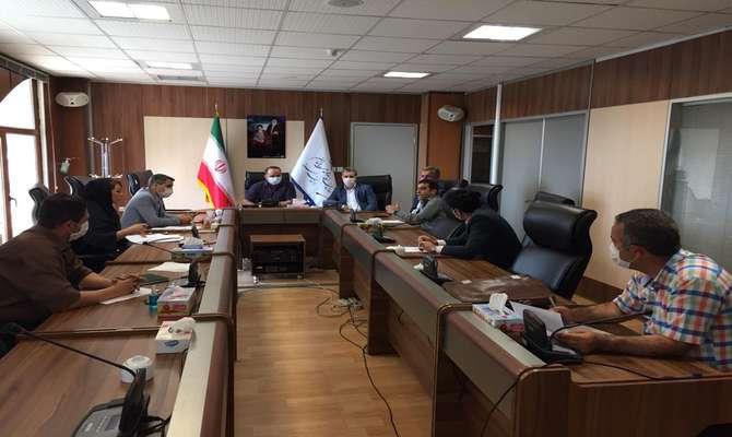 برگزاری اولین جلسه کمیته استاندارد سازمان نظام مهندسی ساختمان استان البرز