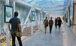 فعالیت ۶ پل گالری در سطح شهر مشهد
