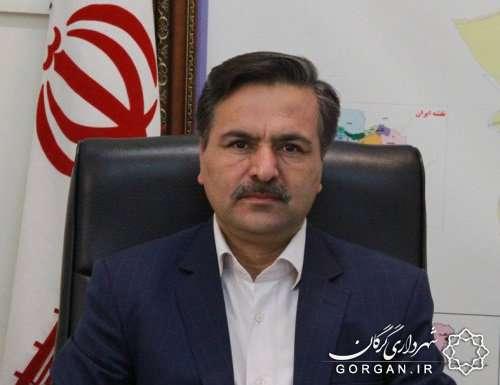 تقدیر فرماندار گرگان از اقدامات شهرداری گرگان در مقابله با کرونا
