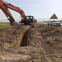 طرح آبرسانی به روستاهای بخش مرکزی شهرستان بهبهان کلید خورد
