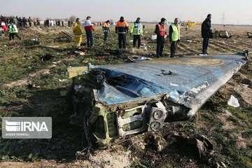 گزارش پیشرفت تحقیقات سانحه هواپیمای اوکراینی منتشر شد