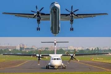 نبرد توربوپروپها؛ مقایسه ATR  و  Bombardier