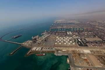 پهلو گیری ۳۳۱ فروند کشتی حامل فرآورده های نفتی در بندر نفتی خلیج فارس / رشد ۲.۷۹درصدی صادرات مواد نفتی درهمسنجی با مدت مشابه سال گذشته/ ظرفیت صادرات فرآورده های نفتی از بندر شهید رجایی بیش از ۳۰ درصد افزایش خواهد یافت