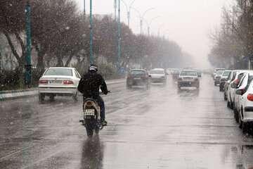 بارش باران در شمال غرب کشور تا ۵ روز آینده ادامه دارد