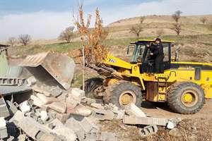 رفع تصرف بیش از ۱۶ میلیون متر مربع اراضی ملی در حوزه شرق استان تهران