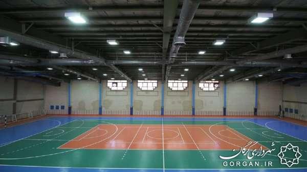 تعطیلی سالنهای ورزشی شهرداری گرگان