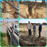 مجتمع آبرسانی شیخ کلا به شبکه آب شرب شهر ساری متصل شد