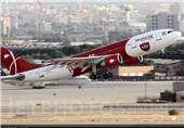 ثبت ۲۰۸ هزار دقیقه تاخیر پرواز ایرلاین های داخلی در خرداد ۹۹