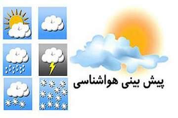 وزش باد و رگبار باران در استانهای شرقی کشور و البرز مرکزی/ وزش شدید باد همراه با گردوخاک در منطقه زابل