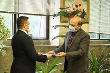 سرپرست معاونت عملیات فرودگاهی شرکت شهر فرودگاهی امام خمینی (ره)  منصوب شد