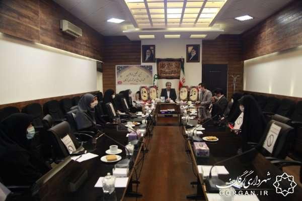 راهاندازی فروشگاه عفاف و حجاب با مشارکت سپاه در گرگان