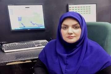 وزش باد شدید و گرد و خاک در زابل/ دمای تهران به ۳۵ درجه میرسد