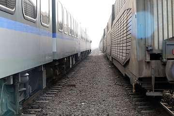 تفاهمنامه سرمایهگذاری میان راهآهن و تایدواتر خاورمیانه  به امضا رسید