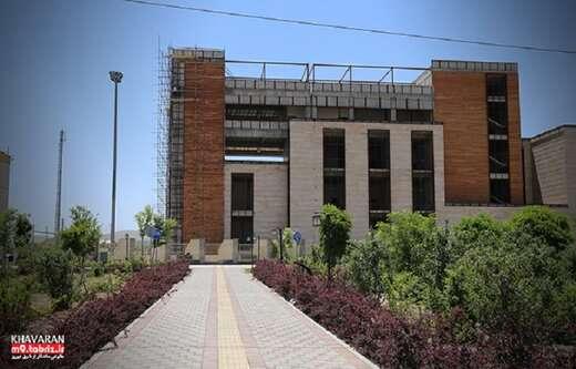 احداث ساختمان جدید اداری شهرداری منطقه ۹