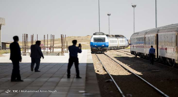 مرکز جهادی پیشرفت راهآهن افتتاح شد