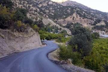 یک سوم راههای روستایی مازندران در دولت تدبیر آسفالت شد