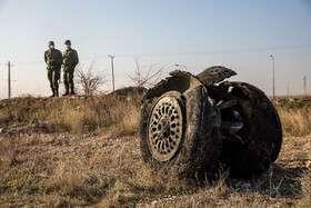 مکالمات خلبان هواپیمای اوکراینی بازخوانی شد