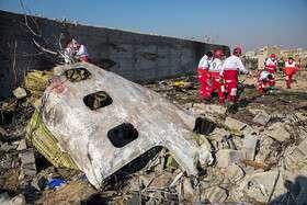 آغاز بازیابی اطلاعات جعبه سیاه هواپیمای اوکراینی