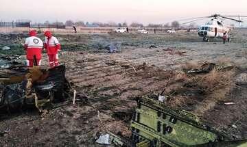 دانلود اطلاعات یکی از جعبههای سیاه هواپیمای اوکراینی پایان یافت