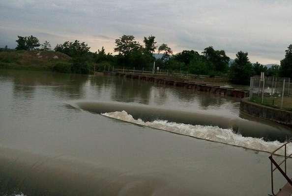 رهاسازی ۱.۷ میلیارد متر مکعب آب از سد سفیدرود