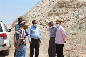باند دوم  قطعه 5 کیلومتری منطقه کنجانچم در بزرگراه ایلام- مهران تکمیل می شود