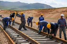 بهره برداری از ۴ پروژه ریلی تا پایان سال/ استفاده ۱۰۰ درصدی از ریل ملی