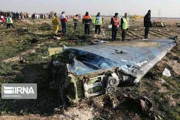تحلیل دادههای بازیابی شده هواپیمای اوکراینی از امروز آغاز میشود