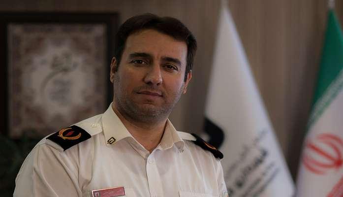 انجام یکهزار و 667 عملیات سازمان آتش نشانی قزوین