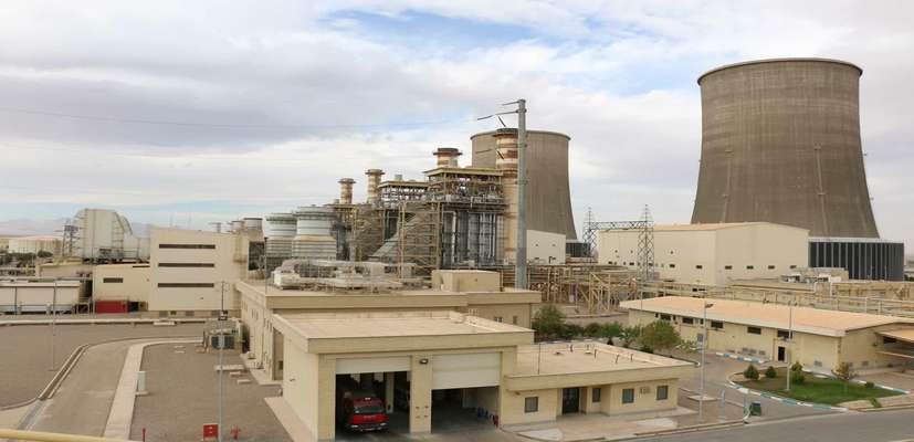 تولید برق نیروگاه سیکل ترکیبی یزد از مرز 836 مگاوات گذشت