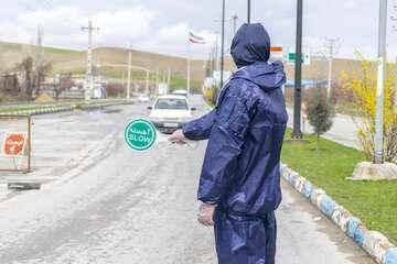 افزایش تردد در جادههای برونشهری