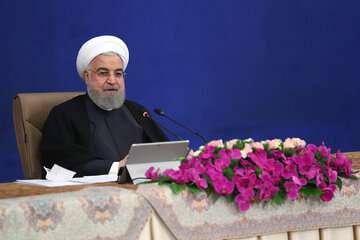 روحانی: مستاجران تهرانی وام اجاره ۵۰ میلیون تومانی میگیرند